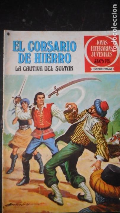 EL CORSARIO DE HIERRO Nº 17 (Tebeos y Comics - Bruguera - Corsario de Hierro)