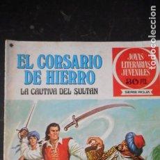Tebeos: EL CORSARIO DE HIERRO Nº 17. Lote 235571245