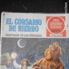 Tebeos: EL CORSARIO DE HIERRO Nº 15. Lote 235571555