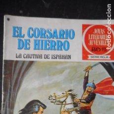 Tebeos: EL CORSARIO DE HIERRO Nº 13. Lote 235571715
