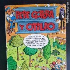 Tebeos: TEBEO / CÓMIC PEPE GOTERA Y OTILIO N⁰ 2 BRUGUERA 1985. Lote 235571835