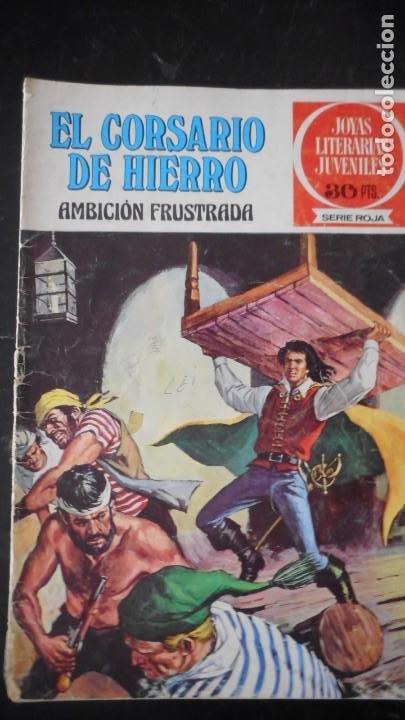 EL CORSARIO DE HIERRO Nº 12 (Tebeos y Comics - Bruguera - Corsario de Hierro)