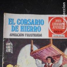Tebeos: EL CORSARIO DE HIERRO Nº 12. Lote 235571870