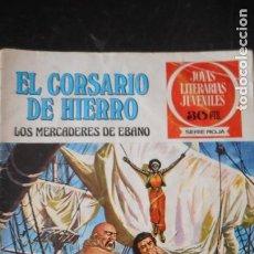 Tebeos: EL CORSARIO DE HIERRO Nº 3. Lote 235572550