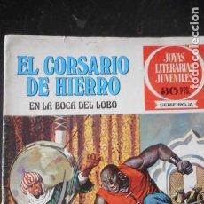BDs: EL CORSARIO DE HIERRO Nº 4. Lote 235572755