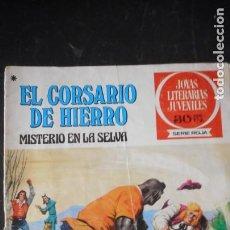 BDs: EL CORSARIO DE HIERRO Nº 48. Lote 235574880