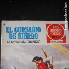 BDs: EL CORSARIO DE HIERRO Nº 50. Lote 235575130