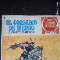 BDs: EL CORSARIO DE HIERRO Nº 52. Lote 235575385
