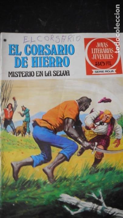 EL CORSARIO DE HIERRO Nº 48 (Tebeos y Comics - Bruguera - Corsario de Hierro)