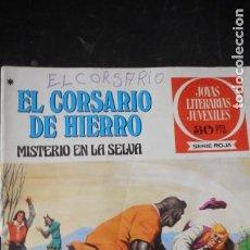 Tebeos: EL CORSARIO DE HIERRO Nº 48. Lote 235575590