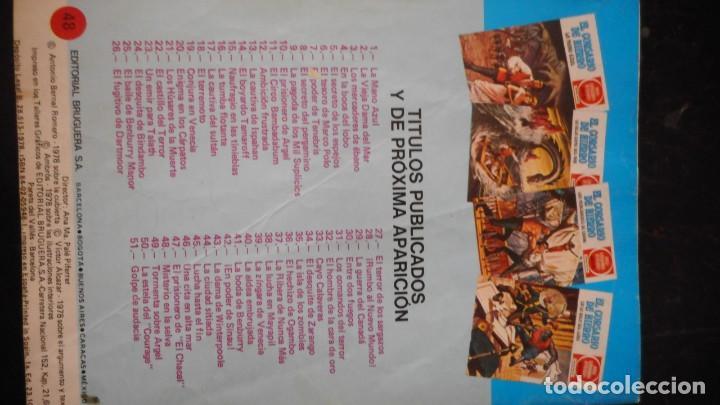 Tebeos: EL CORSARIO DE HIERRO Nº 48 - Foto 2 - 235575590