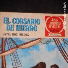 BDs: EL CORSARIO DE HIERRO Nº 30. Lote 235575760