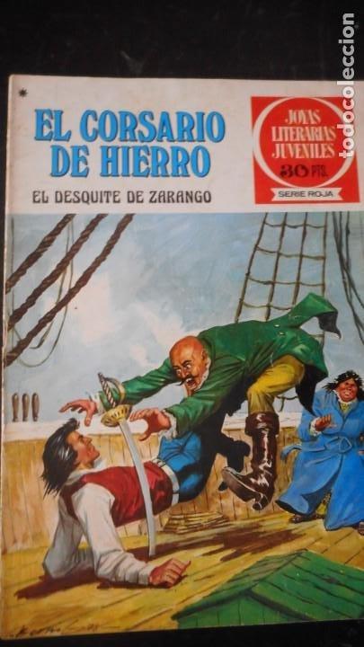 EL CORSARIO DE HIERRO Nº 34 (Tebeos y Comics - Bruguera - Corsario de Hierro)