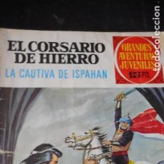 Tebeos: EL CORSARIO DE HIERRO Nº 33. Lote 235576220