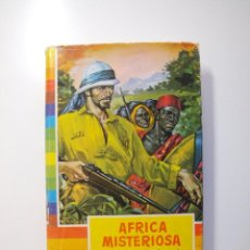 Tebeos: ÁFRICA MISTERIOSA - MARCEL D'ISARD - COLECCIÓN IRIS Nº 18 - BRUGUERA 1ª ED. 1959. Lote 235576270