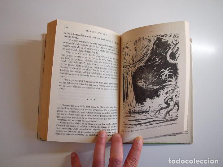 Tebeos: ÁFRICA MISTERIOSA - MARCEL DISARD - COLECCIÓN IRIS Nº 18 - BRUGUERA 1ª ED. 1959 - Foto 7 - 235576270