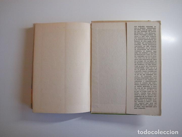 Tebeos: ÁFRICA MISTERIOSA - MARCEL DISARD - COLECCIÓN IRIS Nº 18 - BRUGUERA 1ª ED. 1959 - Foto 8 - 235576270