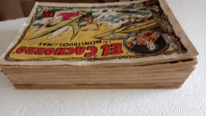 Tebeos: EL CACHORRO ORIGINALES 1951 BRUGUERA - 97 TEBEOS, VER TODAS LAS IMÁGENES DE PORTADAS Y CONTRAS - Foto 2 - 235576300