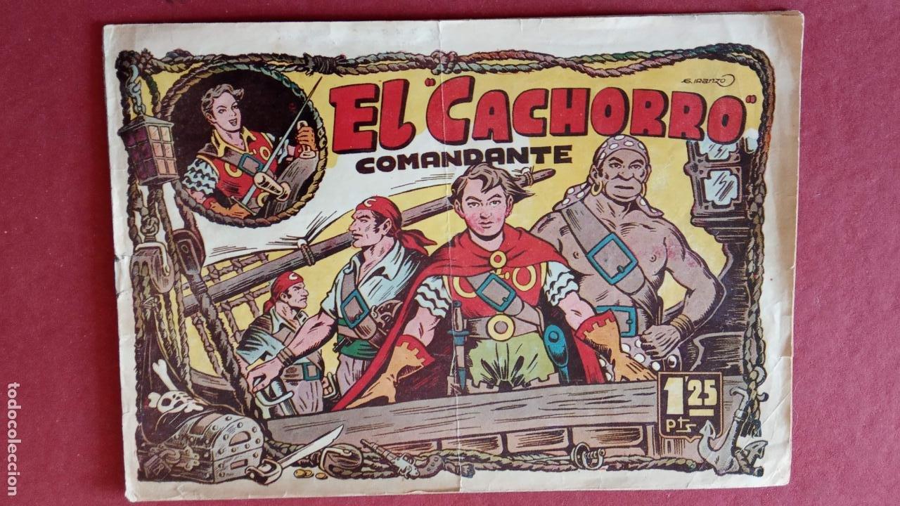 Tebeos: EL CACHORRO ORIGINALES 1951 BRUGUERA - 97 TEBEOS, VER TODAS LAS IMÁGENES DE PORTADAS Y CONTRAS - Foto 32 - 235576300