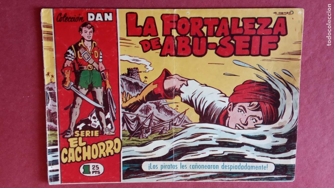 Tebeos: EL CACHORRO ORIGINALES 1951 BRUGUERA - 97 TEBEOS, VER TODAS LAS IMÁGENES DE PORTADAS Y CONTRAS - Foto 78 - 235576300