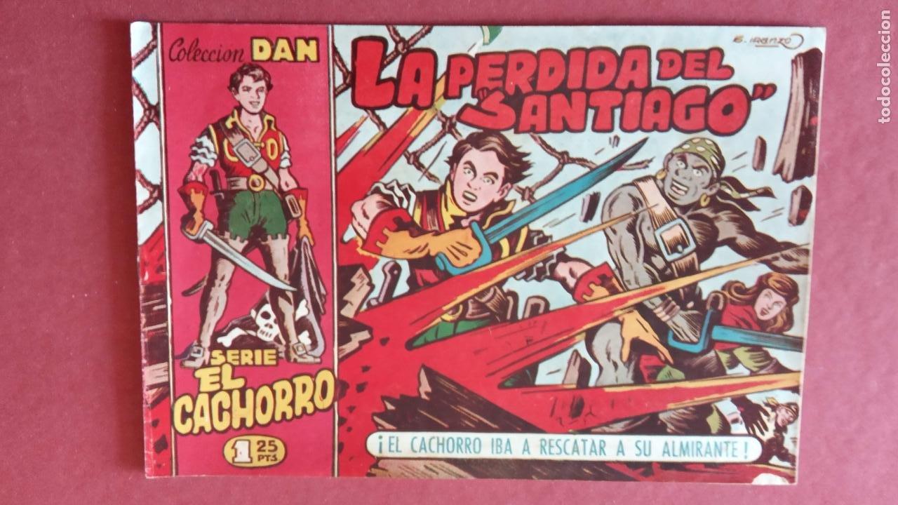 Tebeos: EL CACHORRO ORIGINALES 1951 BRUGUERA - 97 TEBEOS, VER TODAS LAS IMÁGENES DE PORTADAS Y CONTRAS - Foto 79 - 235576300
