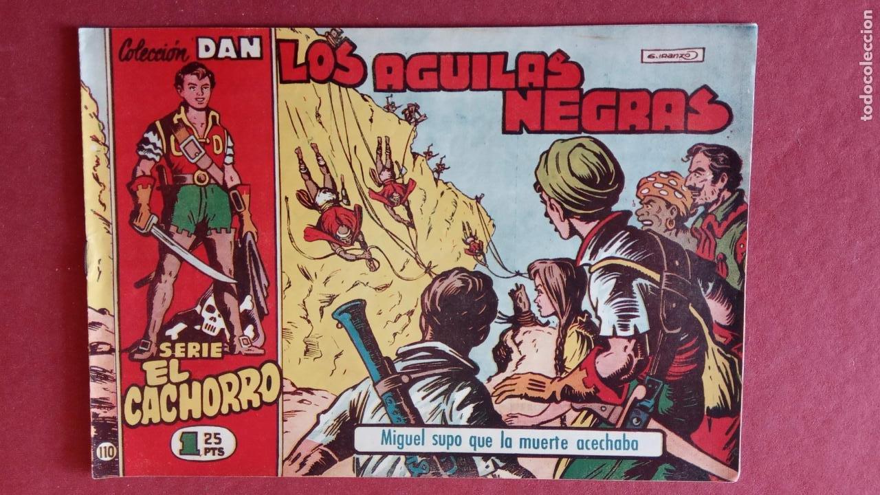 Tebeos: EL CACHORRO ORIGINALES 1951 BRUGUERA - 97 TEBEOS, VER TODAS LAS IMÁGENES DE PORTADAS Y CONTRAS - Foto 86 - 235576300