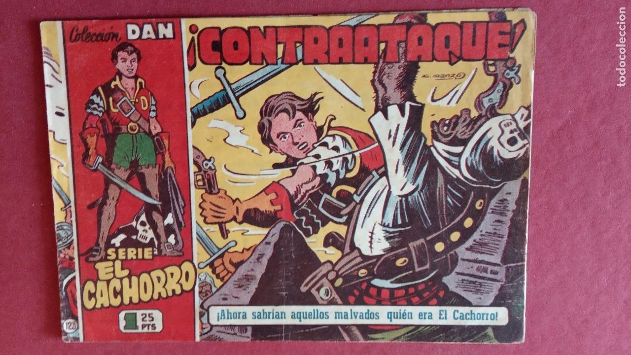 Tebeos: EL CACHORRO ORIGINALES 1951 BRUGUERA - 97 TEBEOS, VER TODAS LAS IMÁGENES DE PORTADAS Y CONTRAS - Foto 89 - 235576300