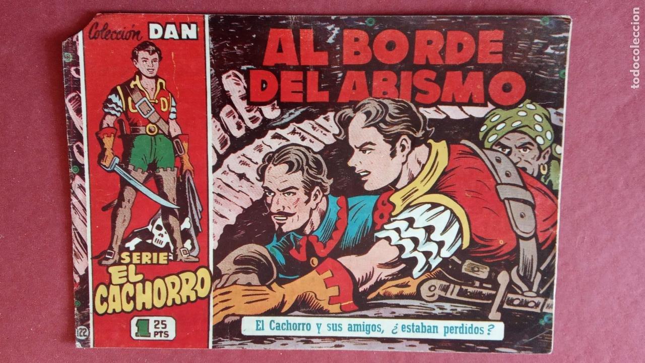 Tebeos: EL CACHORRO ORIGINALES 1951 BRUGUERA - 97 TEBEOS, VER TODAS LAS IMÁGENES DE PORTADAS Y CONTRAS - Foto 90 - 235576300