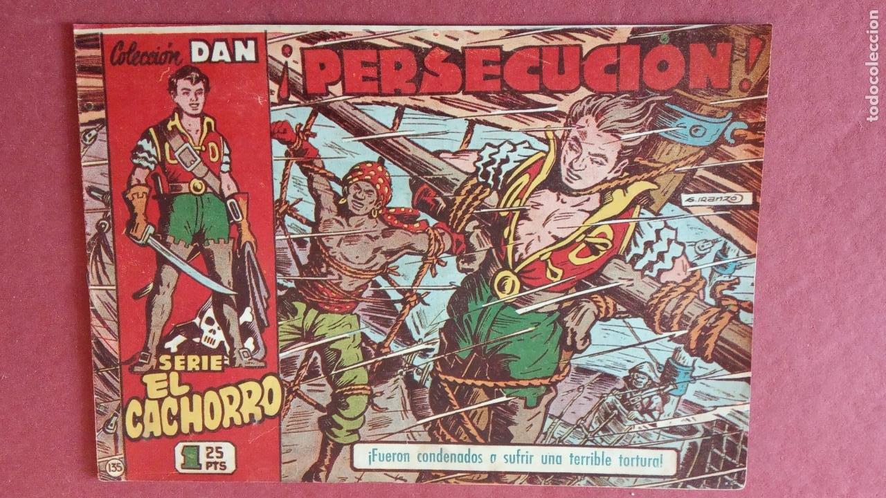 Tebeos: EL CACHORRO ORIGINALES 1951 BRUGUERA - 97 TEBEOS, VER TODAS LAS IMÁGENES DE PORTADAS Y CONTRAS - Foto 92 - 235576300