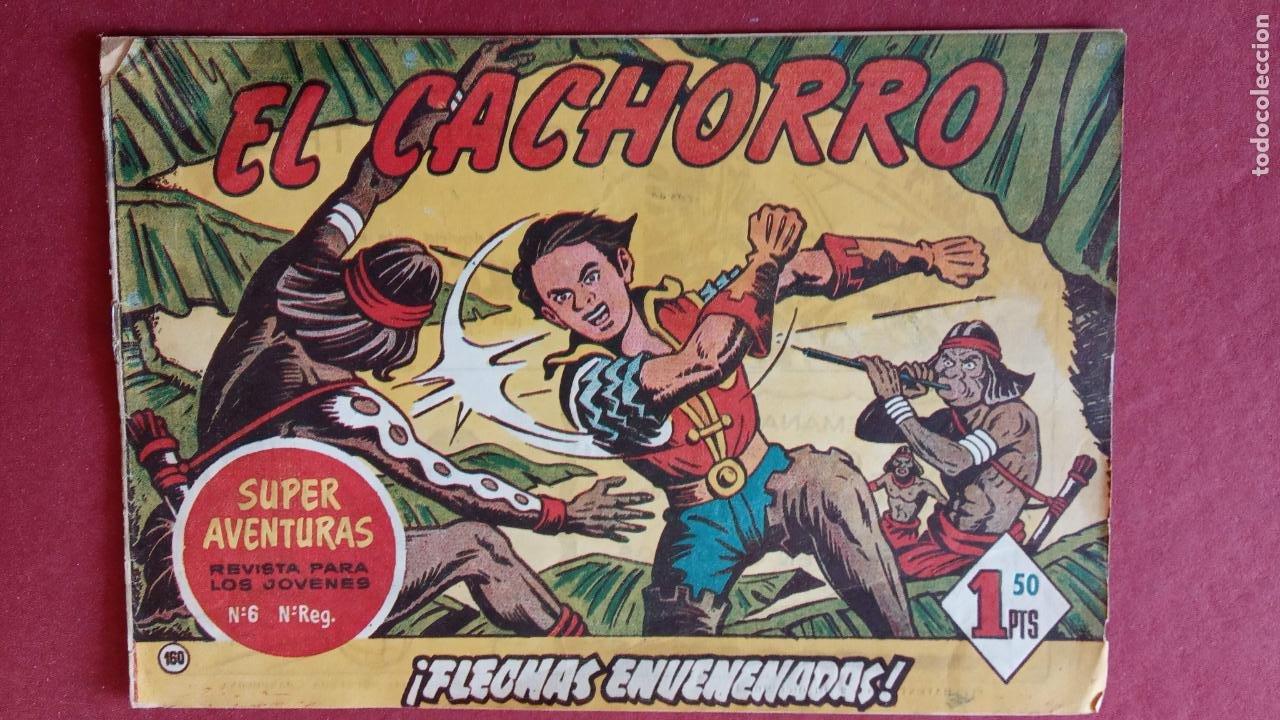 Tebeos: EL CACHORRO ORIGINALES 1951 BRUGUERA - 97 TEBEOS, VER TODAS LAS IMÁGENES DE PORTADAS Y CONTRAS - Foto 103 - 235576300
