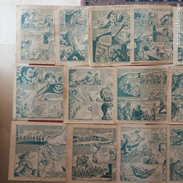 Tebeos: EL CACHORRO ORIGINALES 1951 BRUGUERA - 97 TEBEOS, VER TODAS LAS IMÁGENES DE PORTADAS Y CONTRAS - Foto 111 - 235576300