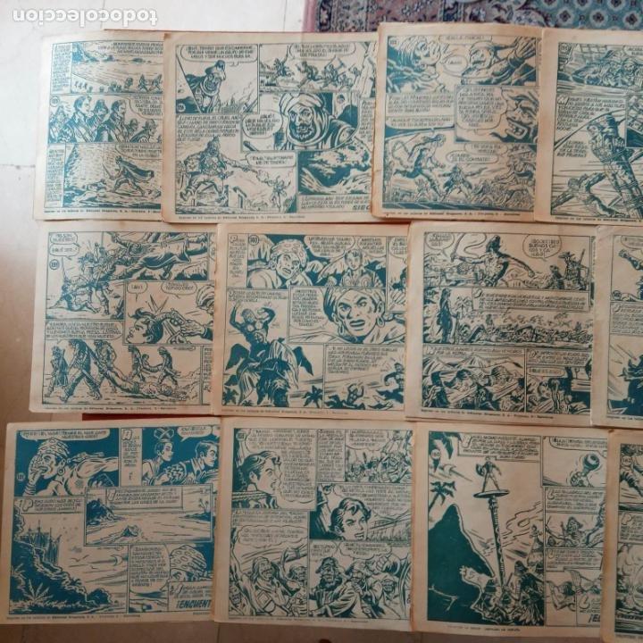 Tebeos: EL CACHORRO ORIGINALES 1951 BRUGUERA - 97 TEBEOS, VER TODAS LAS IMÁGENES DE PORTADAS Y CONTRAS - Foto 115 - 235576300