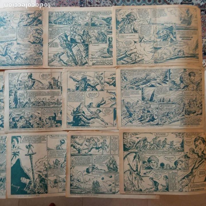 Tebeos: EL CACHORRO ORIGINALES 1951 BRUGUERA - 97 TEBEOS, VER TODAS LAS IMÁGENES DE PORTADAS Y CONTRAS - Foto 120 - 235576300