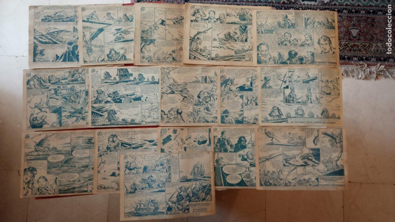 Tebeos: EL CACHORRO ORIGINALES 1951 BRUGUERA - 97 TEBEOS, VER TODAS LAS IMÁGENES DE PORTADAS Y CONTRAS - Foto 122 - 235576300