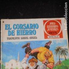 BDs: EL CORSARIO DE HIERRO Nº 49. Lote 235576390