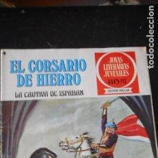 Tebeos: EL CORSARIO DE HIERRO Nº 13. Lote 235576840