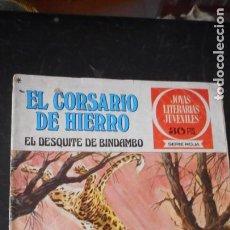 Tebeos: EL CORSARIO DE HIERRO Nº 24. Lote 235577330