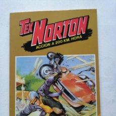 Tebeos: TEX NORTON TOMO RETAPADO Nº 2.EDITORIAL BRUGUERA.. Lote 235604315