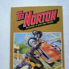 Tebeos: TEX NORTON TOMO RETAPADO Nº 2.EDITORIAL BRUGUERA.. Lote 235604555