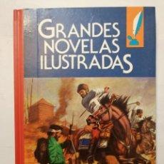 Tebeos: GRANDES NOVELAS ILUSTRADAS Nº1 .EDITORIAL BRUGUERA.. Lote 235609485