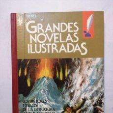 Tebeos: GRANDES NOVELAS ILUSTRADAS Nº7 .EDITORIAL BRUGUERA.. Lote 235609700