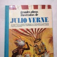 Tebeos: GRANDES OBRAS ILUSTRADAS DE JULIO VERNE.Nº2.. Lote 235609955