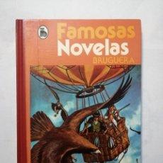 Tebeos: FAMOSAS NOVELAS VOLUMEN V .EDITORIAL BRUGUERA.. Lote 235610205