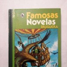 Tebeos: FAMOSAS NOVELAS ILUSTRADAS Nº5.EDITORIAL BRUGUERA.. Lote 235610460