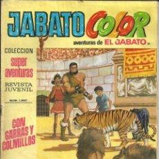 Tebeos: JABATO COLOR Nº 91 - 1ª EPOCA - AVENTURAS DE EL JABATO. Lote 235700155