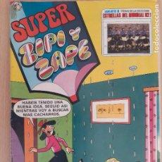 Tebeos: SUPER ZIPI Y ZAPE Nº 113. FICHAS ESTRELLAS MUNDIAL '82! PUBLICIDAD STAR WARS DE POCH. 1982, BUENO. Lote 235720035