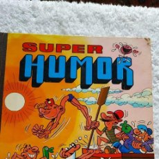 Tebeos: SUPER HUMOR . VOLUMEN I . EDITORIAL BRUGUERA.. Lote 235733540