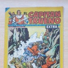 Tebeos: EL CAPITÁN TRUENO EXTRA Nº 187. Lote 235805100