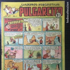 Tebeos: COMIC PULGARCITO - Nº 135. Lote 235822655