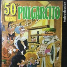 Tebeos: COMIC PULGARCITO - Nº 50 ANIVERSARIO - IMPRESO 1971. Lote 235826690